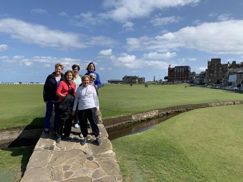 Chauffeur Driven Golf Tours of Scotland
